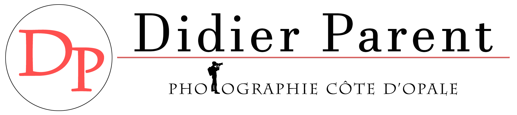 Logo Didier Parent Photographie